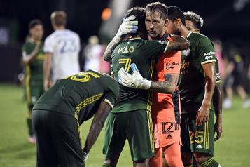 Tournoi de relance de la MLS: les Timbers de Portland passent en finale)