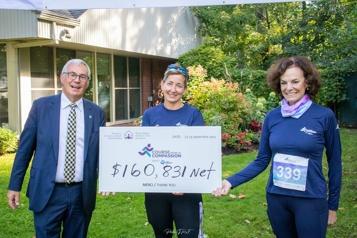 161 000$ pour les soins palliatifs