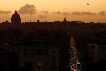 Rome bannit les autos au diesel