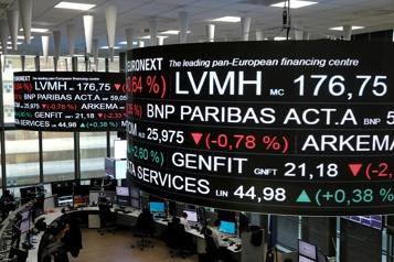 Les Bourses d'Europe finissent la semaine dans le rouge)