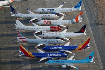 Boeing enregistre sa première perte annuelle depuis 1997