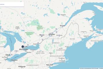 33 chargeurs Electrify Canada au Québec, en Ontario et dans l'Ouest