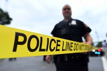 Géorgie: un policier aurait tiré sur une voiture transportant des jeunes adolescents)
