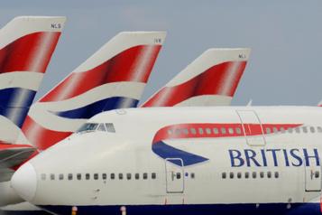 Les pilotes de British Airways en grève les 9, 10 et 27septembre