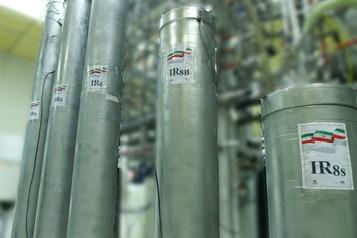 Nucléaire: l'Iran continue d'accumuler de l'uranium et de bloquer deux sites)
