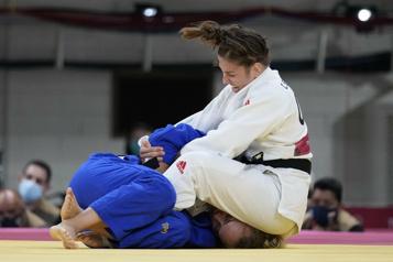 Judo Beauchemin-Pinard expéditive en 8es)