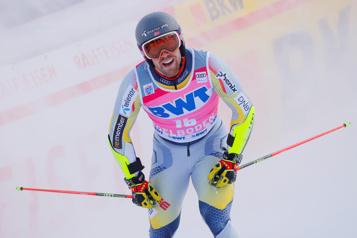 Ski alpin Une blessure met fin à la saison d'Aleksander Aamodt Kilde)
