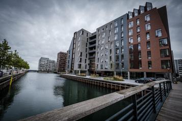 La Presse au Danemark Des CHSLD nouveau genre pour contrer lavague