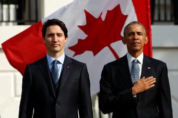 L'appui de Barack Obama payant pour Justin Trudeau