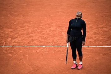 Roland-Garros Serena Williams déclare forfait avant son match de 2etour)
