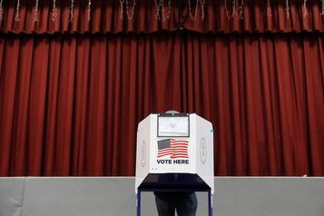 Plus d'électeurs ont déjà voté par anticipation qu'en 2016)