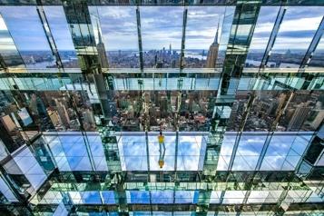 Air Une nouvelle attraction immersive dans un gratte-ciel de NewYork
