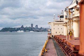 Transport maritime: vent de face pour les pilotes du fleuve