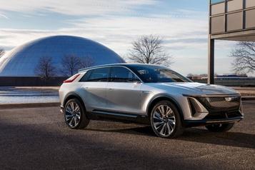 General Motors GM accélère son électrification)