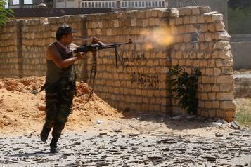 Libye Accord sur un «cessez-le-feu permanent»)