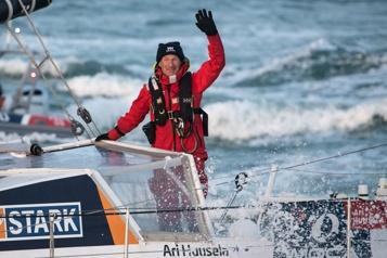 Vendée Globe Le Finlandais Ari Huusela, dernier marin en course, est arrivé)
