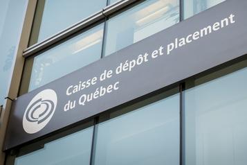 Les cinq fleurons du portefeuille boursier québécois de la Caisse de dépôt)