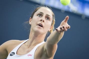 Omnium de Charleston La Canadienne Gabriela Dabrowski atteint les quarts de finale en double)