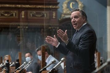Nouvelle session parlementaire  Legault fait miroiter de «grands chantiers de changement»