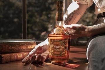 Hennessy en édition limitée et féminine)