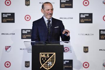 Entente de principe entre la MLS et les joueurs