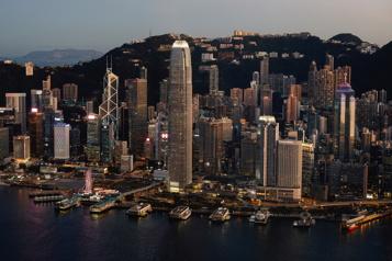 Washington prévient les entreprises des «risques croissants» à HongKong)