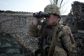 Ukraine Un quatrième soldat tué en trois jours sur le front, dans l'Est)