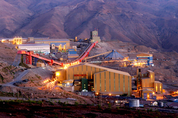 Codelco, géant mondial du cuivre, voit ses bénéfices multipliés par dix)