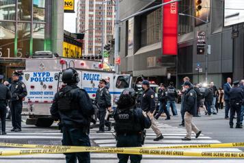 NewYork La hausse de la criminalité au cœur de la course à la mairie )