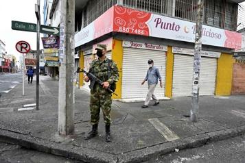 Manifestations en Colombie L'armée déploie 3000 militaires à Cali)