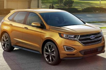 Freins : Ford rappelle 558 000 Edge et Lincoln MKX )