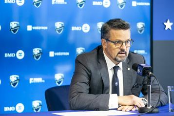 MLS: le président de l'Impact espère encore une saison complète