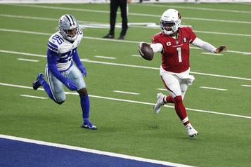 Les Cardinals humilient les Cowboys38-10)