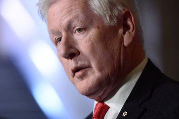 Bob Rae nommé ambassadeur du Canada à l'ONU)