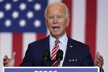 Cour suprême Biden demande au Sénat de ne pas voter avant la présidentielle)
