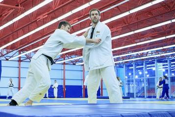 Grand Chelem de judo  De l'or, de l'argent et du bronze à Budapest)