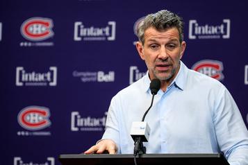 Marc Bergevin: «Nous avons la chance de nous reprendre»)