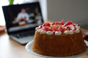 Ateliers virtuels: un chef dans notre cuisine)