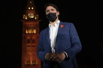 Journée nationale de la vérité et de la réconciliation Justin Trudeau s'excuse auprès d'une cheffe autochtone