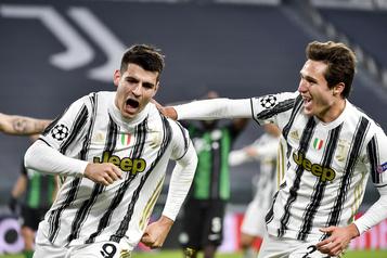 Ligue des champions La Juventus, le FC Barcelone, Chelsea, et Séville ont leur place en huitièmes)