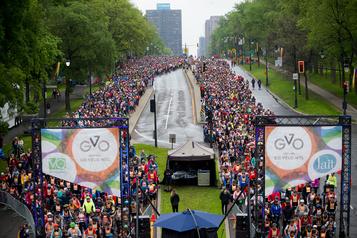 Le Tour de l'Île de Montréal annulé