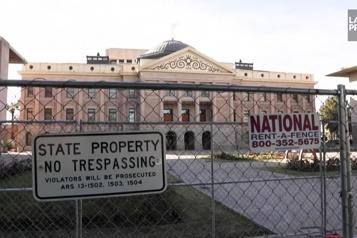 Investiture de Joe Biden Les États sécurisent leurs parlements en vue du 20janvier)