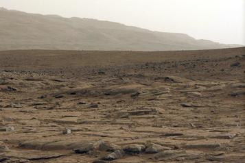 Observation privilégiée de la planète Mars mardi)