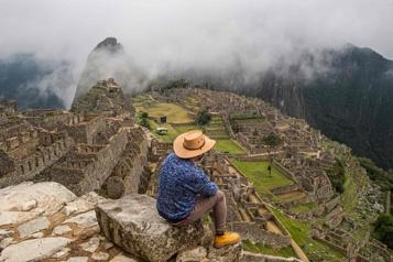 La citadelle du Machu Picchu rouvre à 40% de sa capacité)