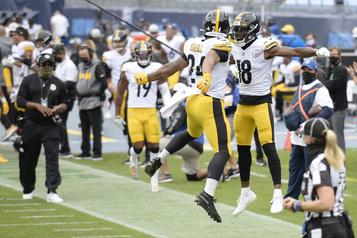 Steelers de Pittsburgh Une équipe sans aucune faiblesse)