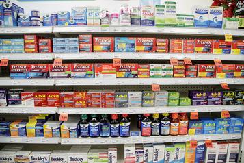 Médicaments pour le rhume: les hypertendus doivent être prudents