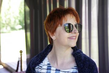 Chantal Lamarre: un métier tricoté… desserré