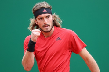 Masters1000 de Monte-Carlo Stefanos Tsitsipas qualifié pour la finale)
