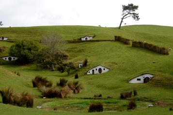 La série Le seigneur des anneaux sera tournée en Nouvelle-Zélande