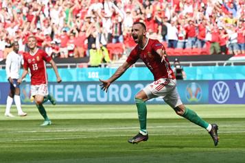 Euro  La Hongrie arrache un verdict nul à la France)
